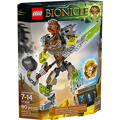 LEGO Onicle Pohatu Uniter Of Stone 71306 レゴバイオニクル 石Pohatu一体化させる人 [並行輸入品]