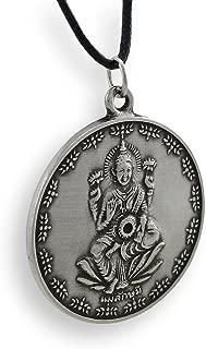 Things2Die4 Hindu Goddess Lakshmi Medallion Pendant