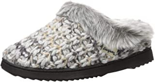 Women's Textured Knit Clog Slipper
