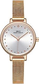 SK Shengke Waterproof Wrist Watches Women Wrist Watches Waterproof for Sale Rose Gold Watches for Womens Waterproof