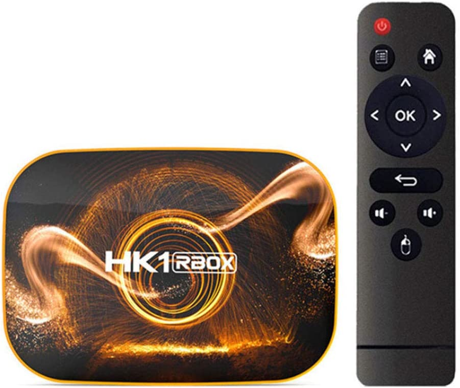 Hk1 Rbóx Rk3318 Tv Βox ,2G + 16G,Andróid 10.0 5Gwifi, Нd Network Player ,Set-Tóp Bóx for Smart Tv-US Plug
