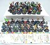 75 Heroclix Assorted Figures by WizKids