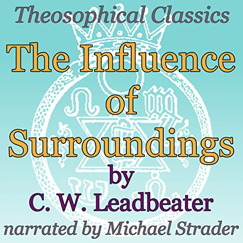 The Influence of Surroundings audiobook cover art