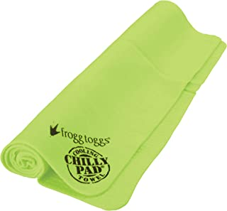 "FROGG TOGGS Chilly Pad Cooling Towel, Size 33"" x 13"""
