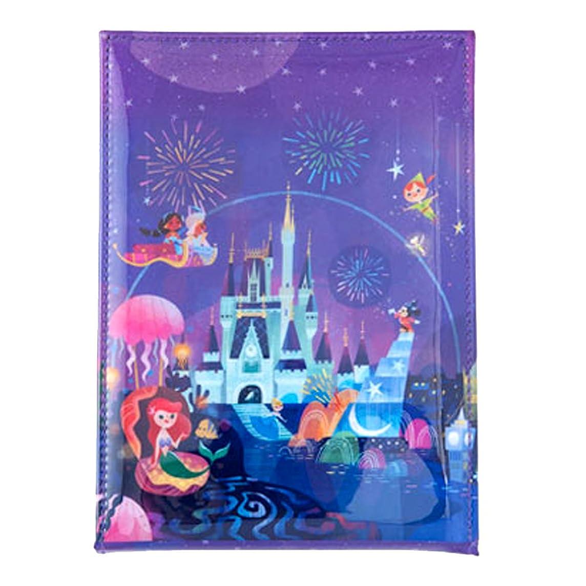 懇願する残る後世夜空ファンタジー風 スタンド 式 ミラー ディズニー 鏡 ミッキー アリエル 他 セレブレーションホテル デザイン リゾート 限定