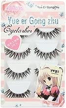 NewKelly Big sale! 5 Pair/Lot Crisscross False Eyelashes Lashes Voluminous HOT eye lashes
