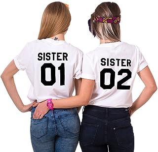 Mejores Amigas Camiseta Best Friend