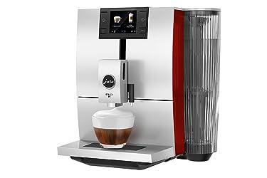Jura 15255 Kaffee-Vollautomat, Rot