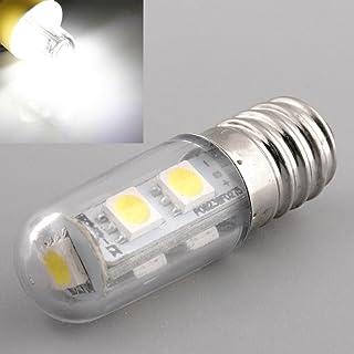 Gladle E141W 7LED 5050SMD 60–80LM 6000–6500K Natural luz Blanca LED de frigorífico Bombilla (220V)