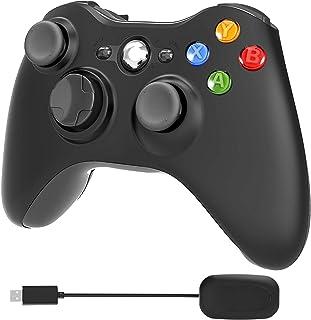 YCCSKY - Mando inalámbrico Xbox 360, 2,4 GHz con doble vibr