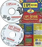 I Spy Collection- Includes 3 Individual Games: I Spy School Days, I Spy Spooky Mansion, I Spy Junior Puppet Playhouse