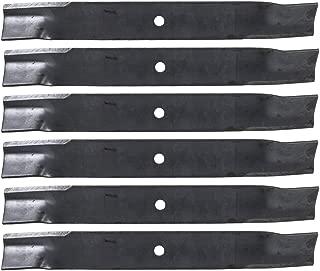 Ariens 6PK Genuine OEM 03253900 Mower Blades Hi-Lift 52