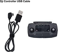 Tineer Nylon Braided USB Data Connect Remote Controller Charging Cable for DJI Mavic Pro Platinum/Mavic Air/Spark/Mavic 2 Pro&Zoom Controller Accessory