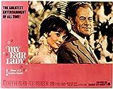 My Fair Lady Movie Poster Masterprint (71,12 x 55,88 cm)