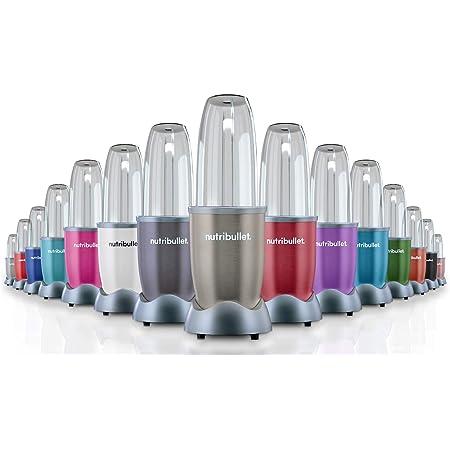 NutriBullet NB9-1301S Pro 13 Pcs Silver, 900W