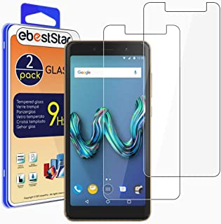 ebestStar – [2-pack kompatibel med Wiko Tommy 3 pansarglas skyddsfolie glas, skyddsglas skärmskydd, displayskyddsfolie 9H ...