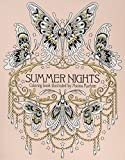 Summer Nights Coloring Book: Originally Published in Sweden as Sommarnatt (Daydream Coloring Series)