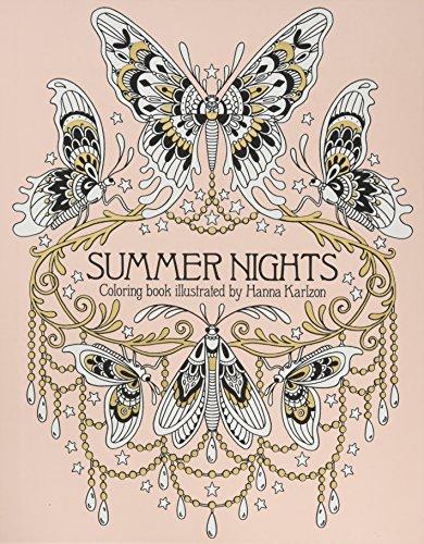 Color Bk-Summer Nights Color B: Originally Published in Sweden as Sommarnatt