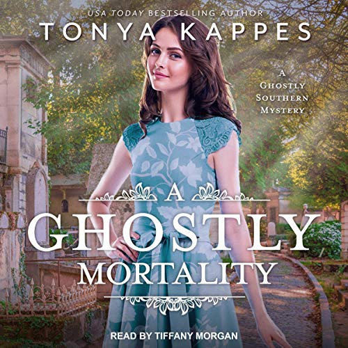 A Ghostly Mortality cover art