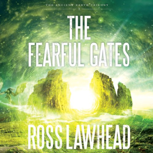 The Fearful Gates audiobook cover art