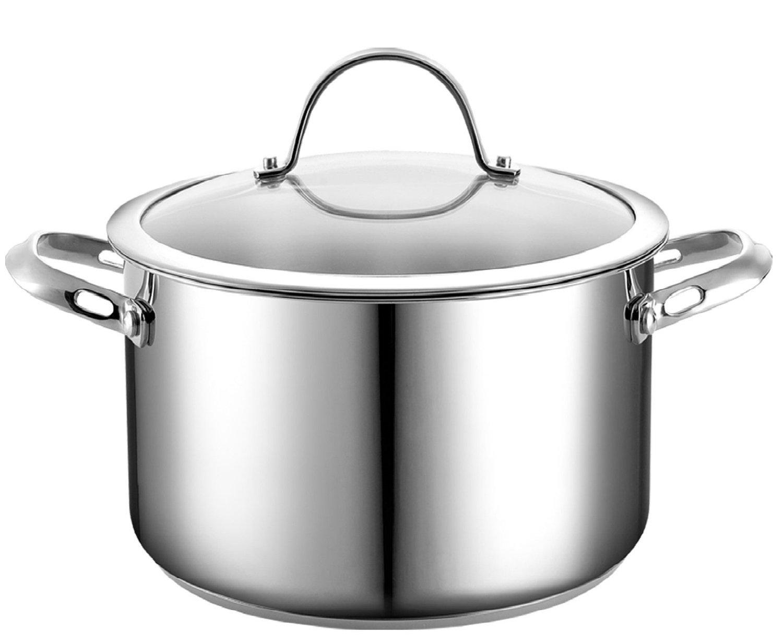 Cooks Standard 6 Quart Stainless Stockpot