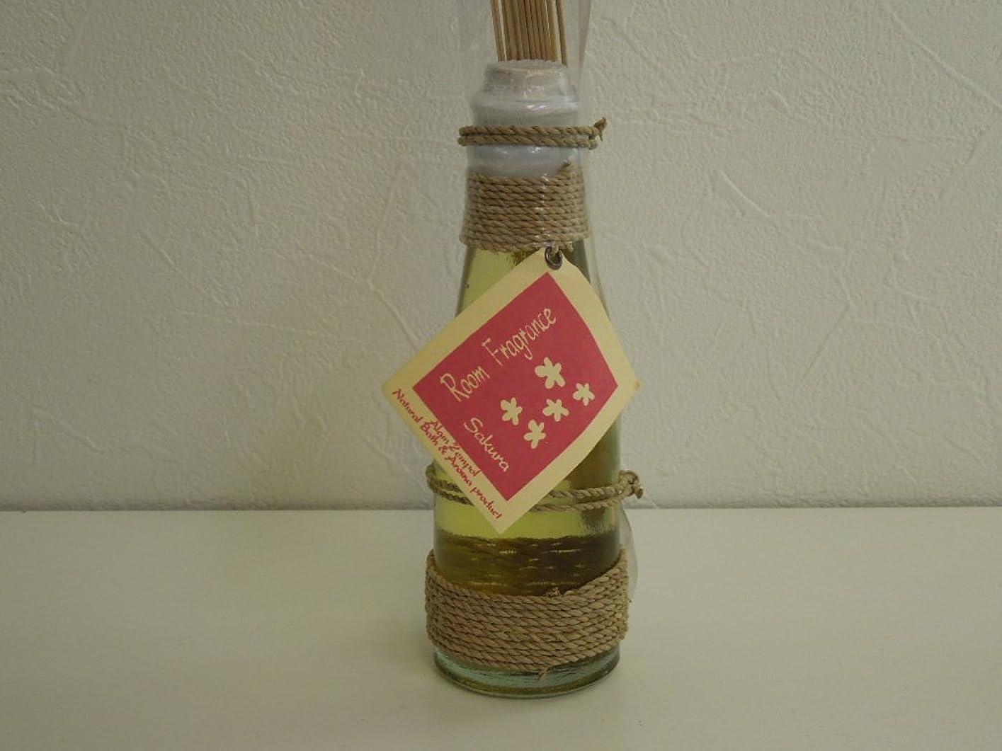 昼食速い新聞ルームフレグランス Sakura さくら