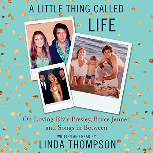 A Little Thing Called Life audiobook cover art