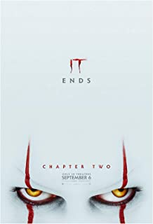 It Chapter 2 Movie Poster 24 x 36 Inches Full Sized Print Unframed Ready for Display
