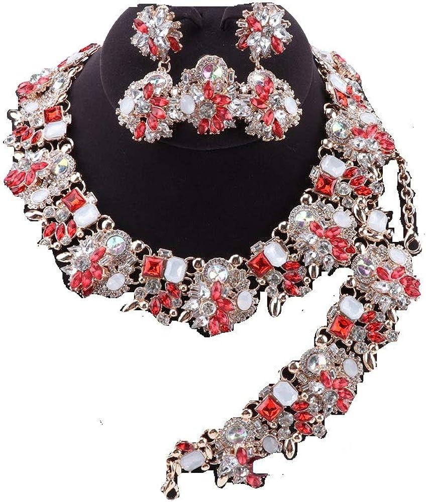 Jewelry Sets Deluxe for Women- Wedding Cheap SALE Start -18k Gol Brides