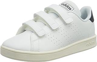 adidas Advantage C, Chaussure de Tennis Mixte Enfant