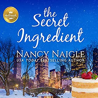 The Secret Ingredient audiobook cover art