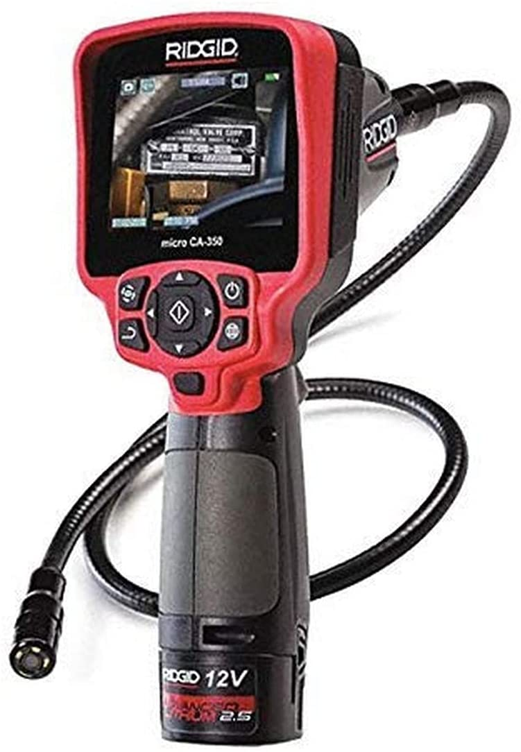 Ridgid 55898 Micro CA-350 Camera Super Special SEAL limited product SALE held Inspection Handheld