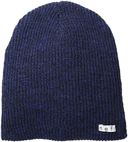 NEFF Mens Fold Beanie Hat for Winter