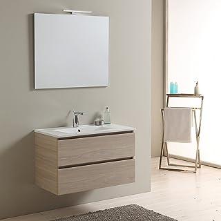 Amazon.fr : ensemble meuble vasque salle de bain
