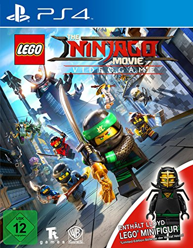 The LEGO NINJAGO Movie Videogame - Toy Edition - [PlayStation 4]
