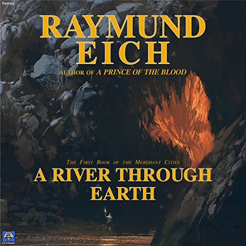 A River Through Earth audiobook cover art