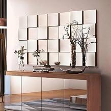 Espelhos de Vidro Decorativo 126cmx72cm Liverpool Com MDF