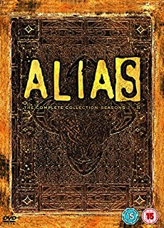 Alias - Series 1-5 - Complete Vo [Import anglais] (B000ICL3SS) | Amazon price tracker / tracking, Amazon price history charts, Amazon price watches, Amazon price drop alerts
