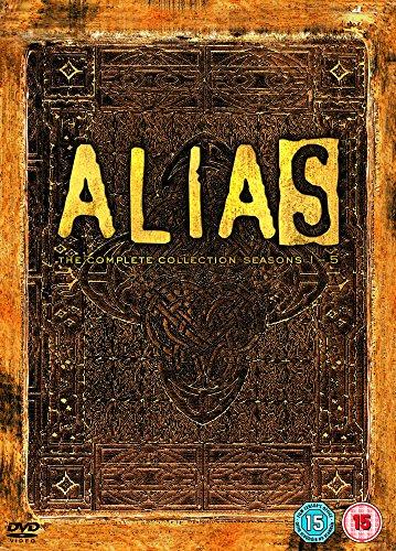 Alias - Season 1-5 The Complete Set [DVD]