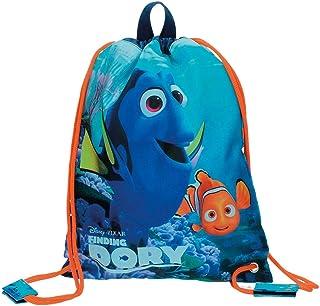 Finding Dory Mochila Infantil, 0.92 litros, Color Azul