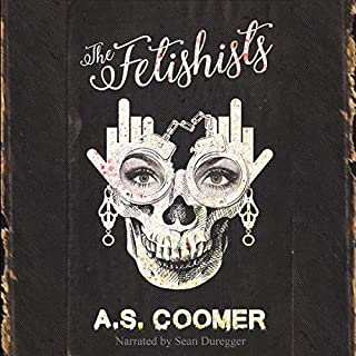 The Fetishists audiobook cover art