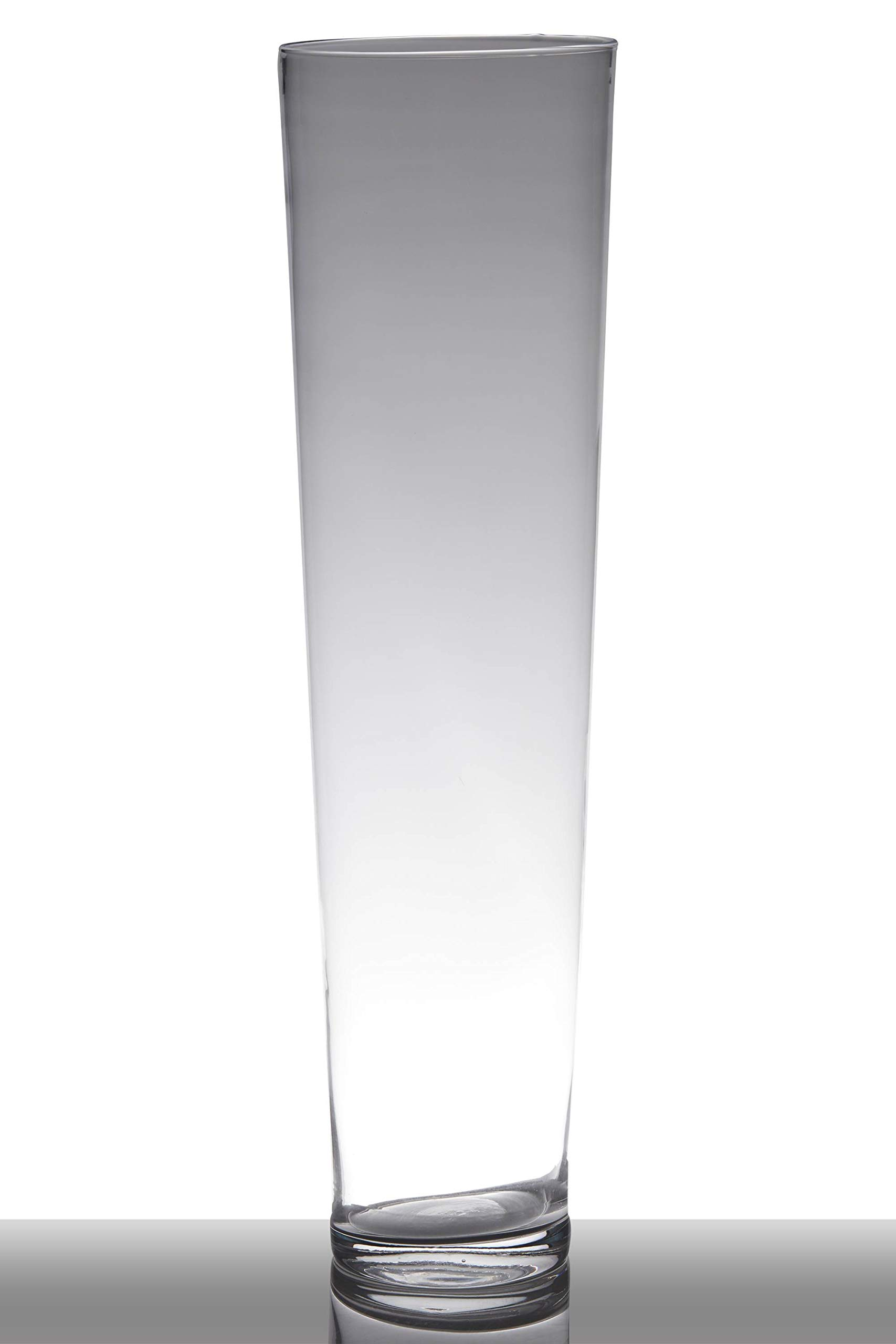Cylindre//Rond 10cm Photophore//Verre /à Bougie 3 pcs Transparent INNA-Glas artplants.de Lot 3 x Pot de Fleurs Brian /Ø10cm