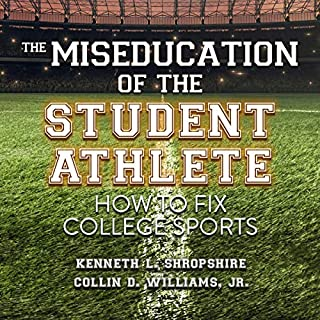 The Miseducation of the Student Athlete cover art