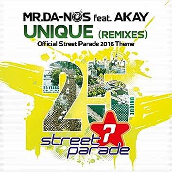 Unique (Official Street Parade 2016 Theme) [Remixes]