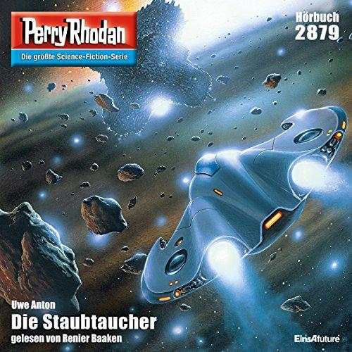 Die Staubtaucher audiobook cover art