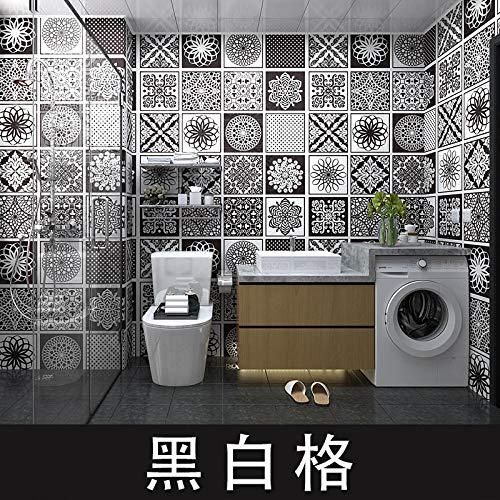 abstrakte Kulissen-Porträt-Beschaffenheit,Selbstklebende Tapetenimitationen, Badezimmer-Küchenaufkleber, Restaurant-Badezimmertapeten-5_0,6 × 5 M.