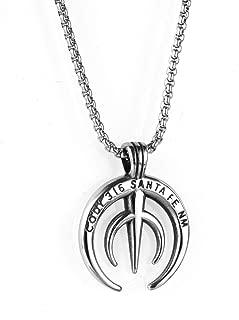 Best celtic crescent moon necklace Reviews
