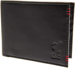 Liverpool FC Unisex Adults Leather Stitched Wallet