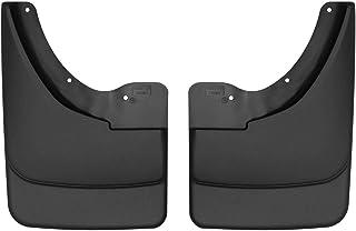 Husky Liners - 57301 Fits 1995-03 Chevrolet S10 ZR2 Custom Rear Mud Guards Black