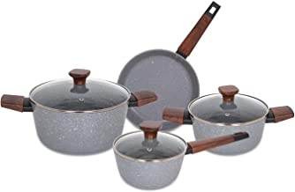 Alberto Cookware Set 7 pieces